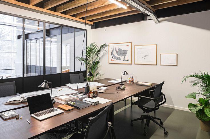 Descubriendo el Coworking en Fosbury & Sons | Decorar en familia | DEF Deco
