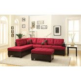 Found it at Wayfair - Bobkona Winden Reversible Sectional- for the playroom