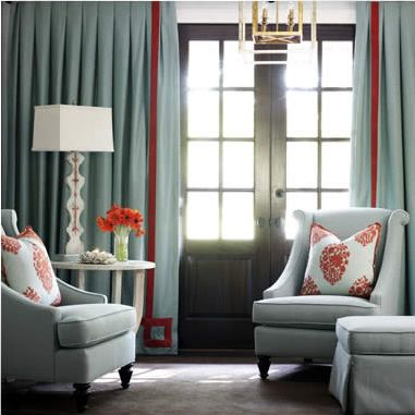 136 best images about Living Room Window Treatments on Pinterest ...