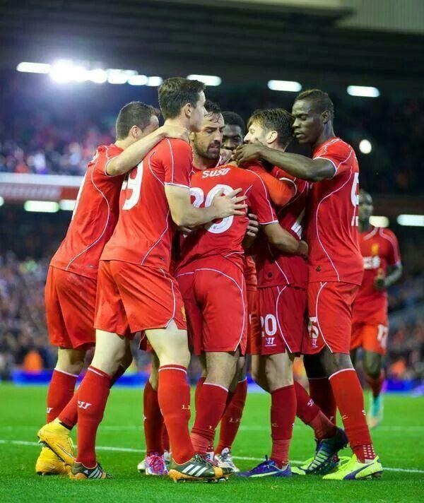 3. kolo Capital One Cup - Liverpool FC - Middlesbrough - 2:2 (1:0,1:1) po predĺžení - Jordan Rossiter, Suso, 14:13 na 11 m kopy