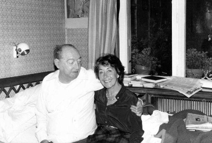 Juan Carlos Onetti y Aurora_Bernárdez