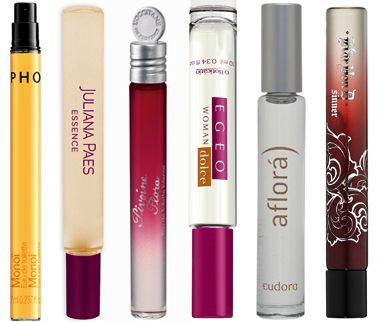 Miniperfumes para levar na bolsa da academia! http://abr.io/J8xr