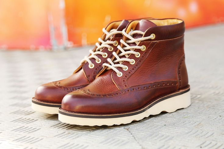 Handcrafted Explorer M131 Brogue Boots