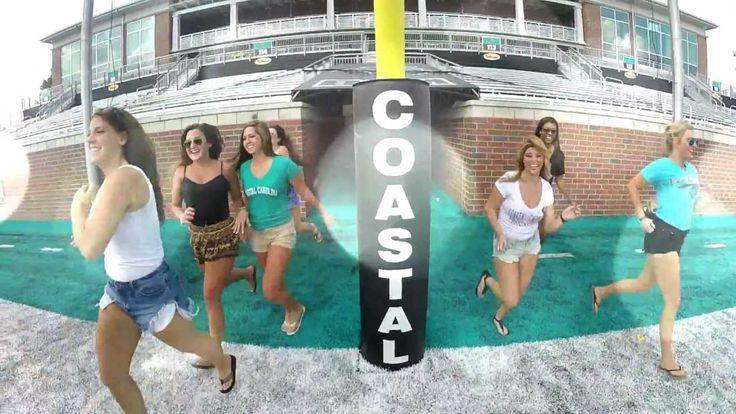Phi Sigma Sigma from Coastal Carolina University - recruitment video fall 2015