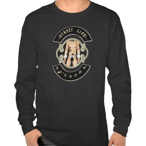 BadBoys gold logo with man with a gun in his pants Tees