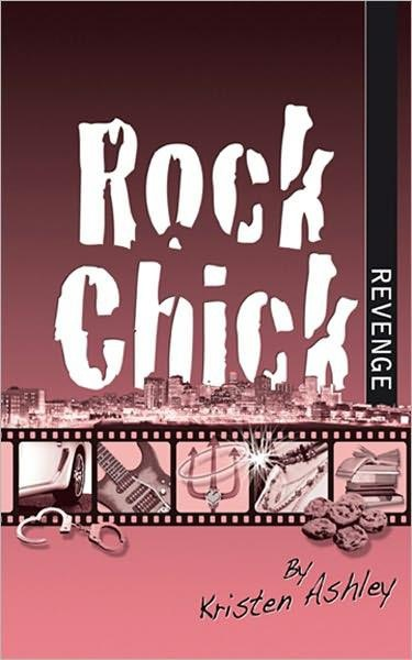 Rock Chick Revenge - Kristen Ashley.  Rock Chick Series - Book 5.  Read this series in order.  Luke Start and Ava.