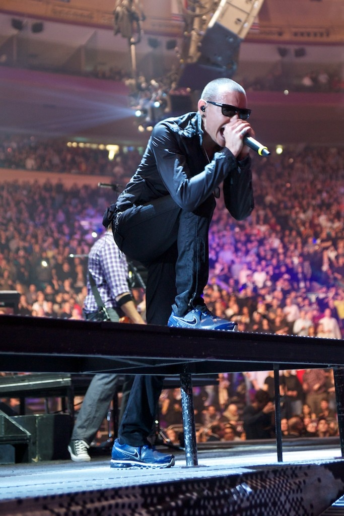 Chester of Linkin Park is on board to rock this summer's 2012 Honda Civic Tour