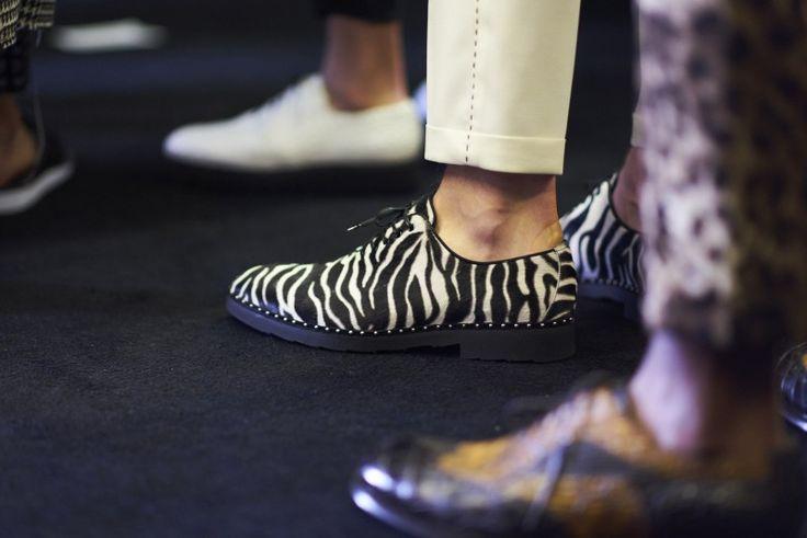 модная мужская обувь 2017