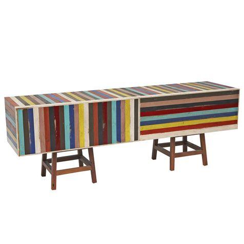 Тенденции дизайна: цветные полосы | Мебель для дома в журнале AD | AD Magazine