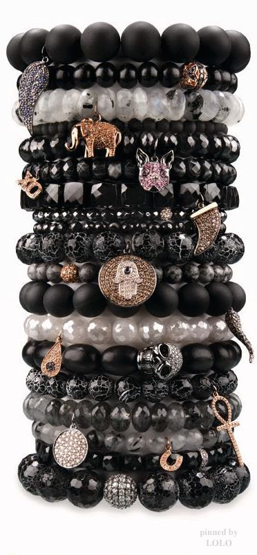 Sydney Evan Beaded Bracelets