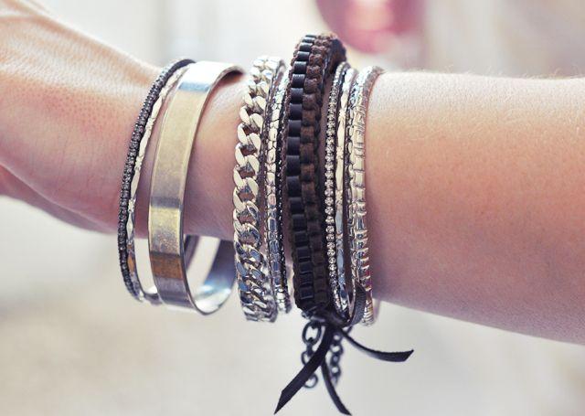 Leather Lanyard Bracelet  : Image 1 of 5
