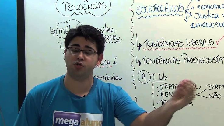 TENDÊNCIAS PEDAGÓGICAS - PARTE I