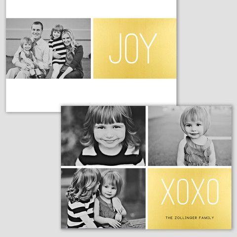 Joy Flat Card