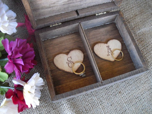 Porta fedi originali: 5 esempi - Matrimonio .it : la guida alle nozze