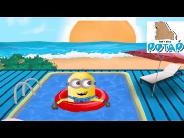 Minions Swimming Pool Clean Up Миньоны Уборка Бассейна Игры для Мальчиков Обзор http://video-kid.com/16129-minions-swimming-pool-clean-up-minony-uborka-basseina-igry-dlja-malchikov-obzor.html  Minions Swimming Pool Clean Up Game Review - is a super cool video, where one of the Minions is going to clean up the pool! The pool is very dirty and there is a lot of trash everywhere!!! Let's see if he is going to be able to clean everything up! Let's play! Potap!Please do not forget to subscribe to…