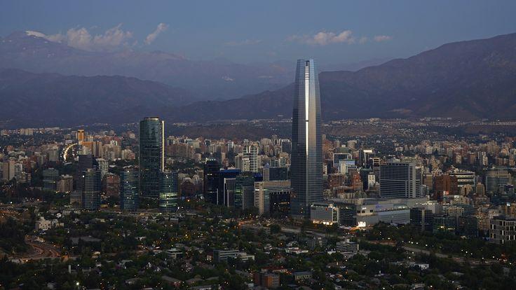 Guia de arquitetura de Santiago: 31 lugares que todo arquiteto deve conhecer