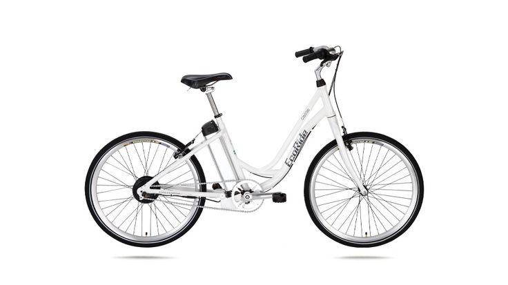 Cykel - el eller vanlig?   EcoRide Classic