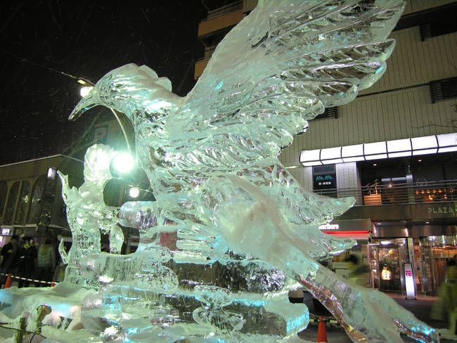 Best Ice Sculptures Images On Pinterest Ice Art Snow - 21 incredible works art sculpted books