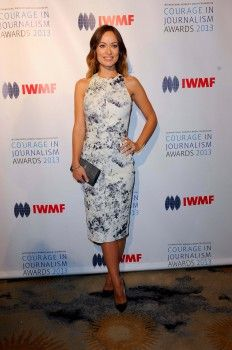 2013 > International Women's Media Foundation's Courage In Journalism Awards