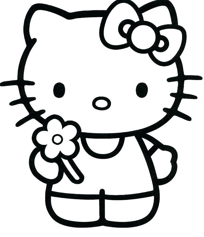 Colouring Pages Free Online Games Hello Kitty Coloring Game Hello