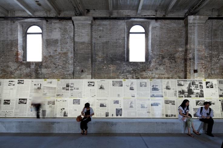 Venice Biennale 2012: Elbphilharmonie / Herzog & de Meuron