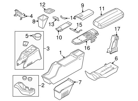 3L5Z-10047A20-AAB - Hinge Plate - Genuine Ford OEM Parts