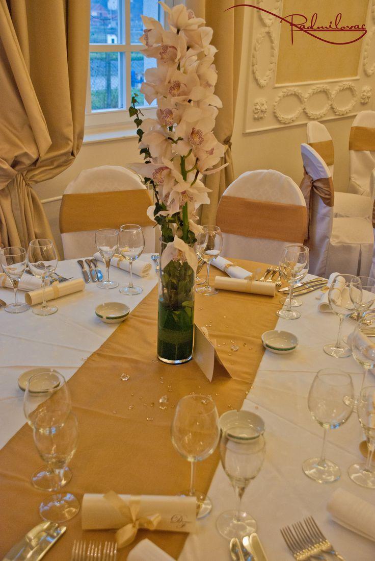 dekoracija sale za venčanja #radmilovac #weddings #celebrations #dekoracija #vencanja #svadbe #orhideje