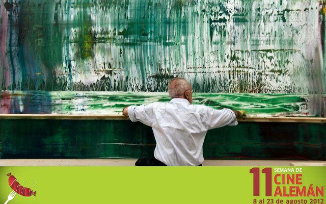 Pintura en el cine; Richter sobre el lienzo fílmico