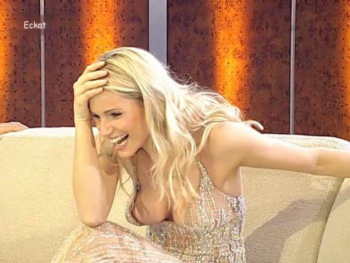 Michele hunziker nackt