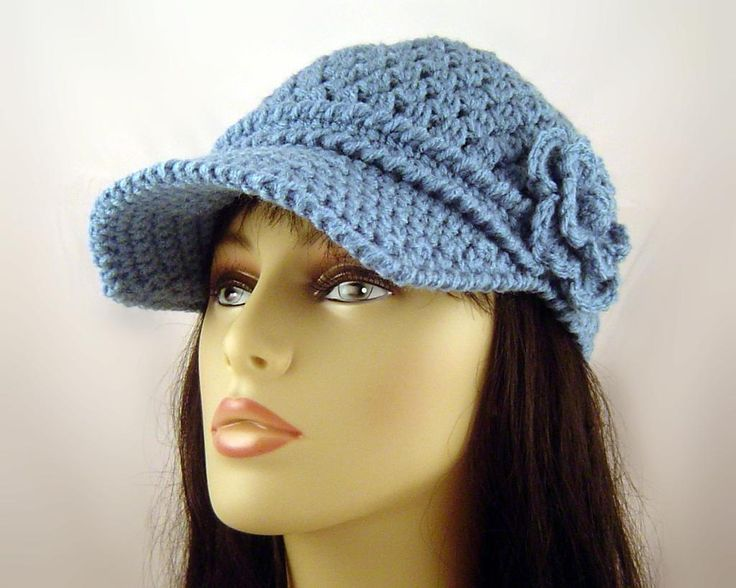 64 Best Crocheted Hats Images On Pinterest Crocheting Patterns