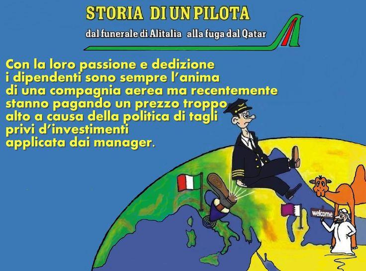 Citazione dal libro #storiadiunpilota #alitalia #libri #leggere #piloti #libro #volare #frasi