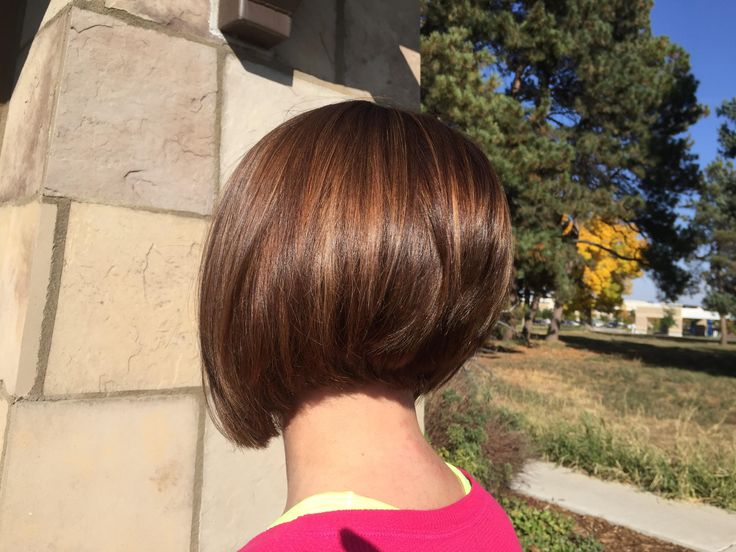 Drastic A Line Bob Beauty By Allison Fort Collins Hair