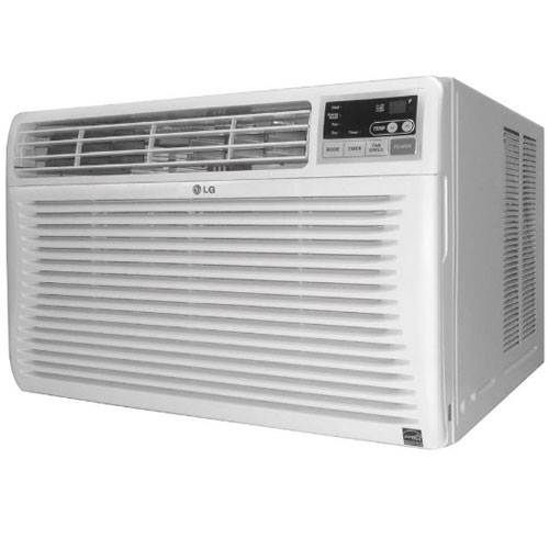 LG 12,000 BTU Energy Star Window Air Conditioner with Remote