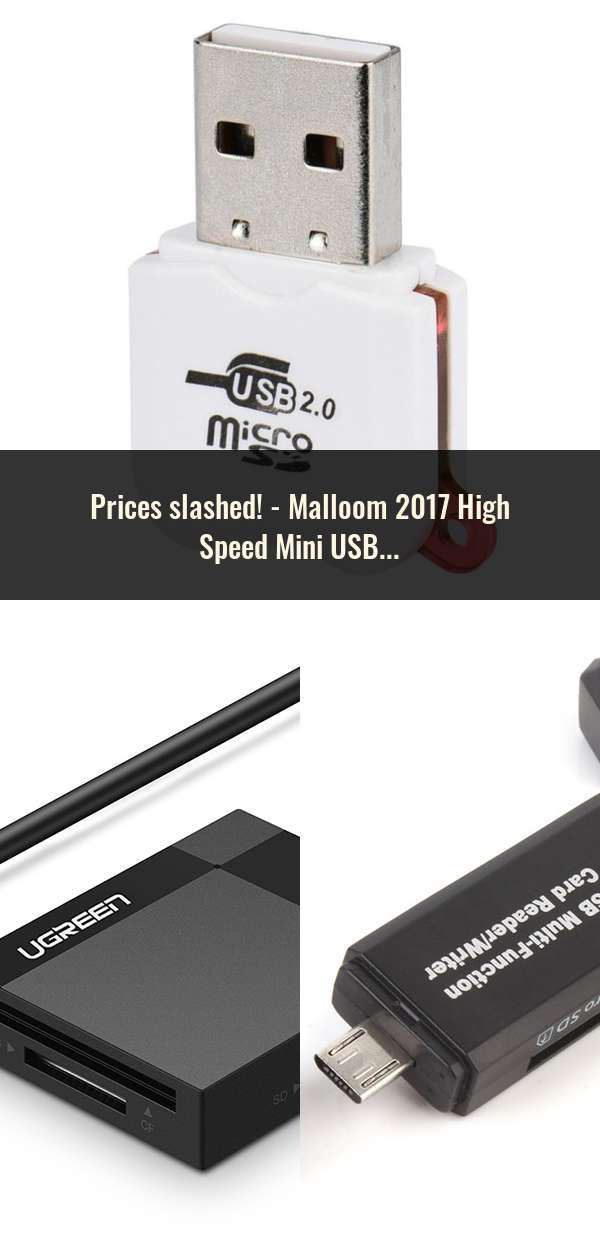 Portable Aluminum High Speed Card Reader for TF//SD//MMC//M2 Multi Memory Card