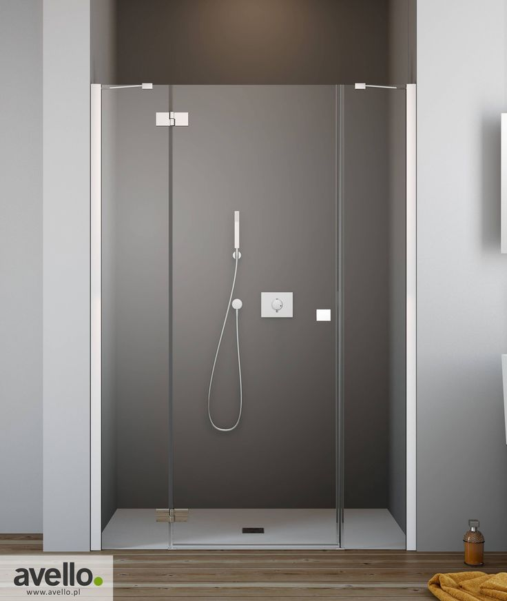 Drzwi prysznicowe wnękowe Essenza New DWJS.