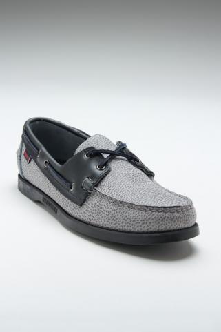 Sebago Spinnaker Light Grey shoes