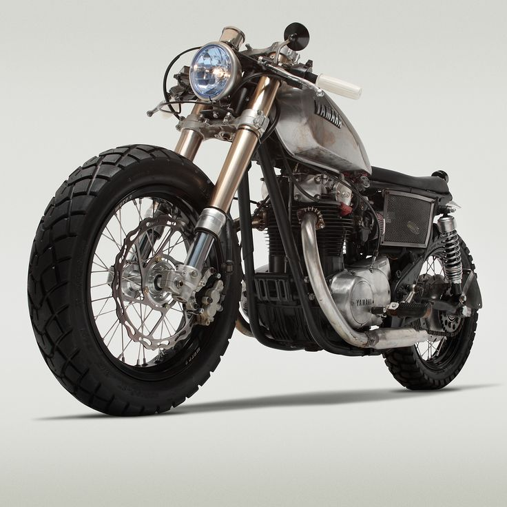 How To Build Motorcycles For A Living