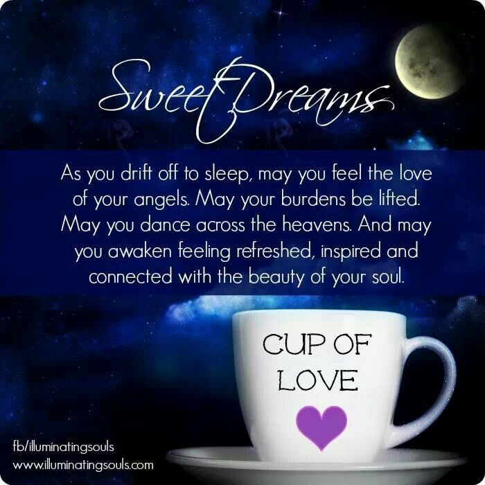 Good Night.. Sweet Dreams! :)