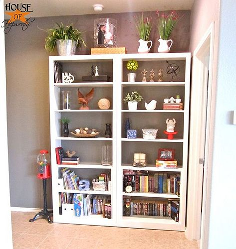 painting shelves ideasBest 25 Painted bookshelves ideas on Pinterest  Girls bookshelf