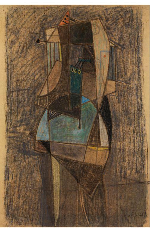 Afro Basaldella, 1912 Udine – 1976 Zürich