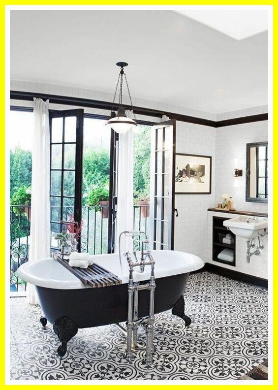 57 Reference Of Floor Tile French Wall Tiles In 2020 Spanish Style Bathrooms White Bathroom Small Bathroom Remodel