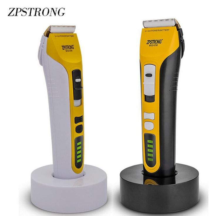 Electric Hair Clipper Machine Professional Rechargeable hairclipper Hair Trimmer for Men Baby Salon Tools LED Display Super