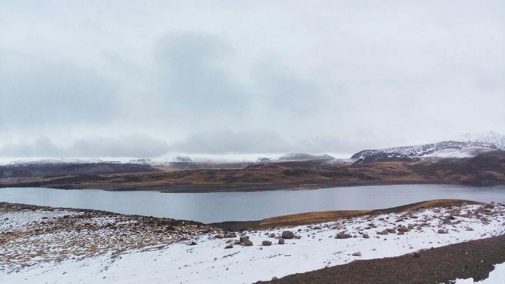 Laguna del Maule. Región del Maule. Chile