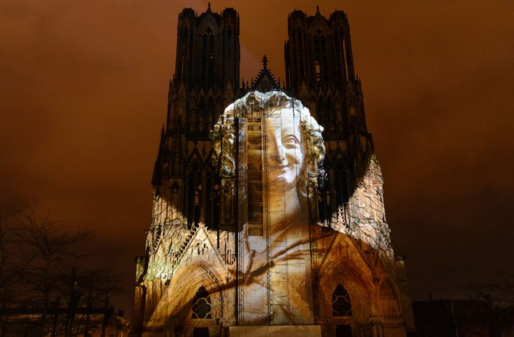Cathedral Of Reims on Show