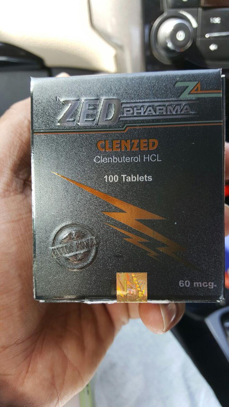 Zed (Clenbuterol)