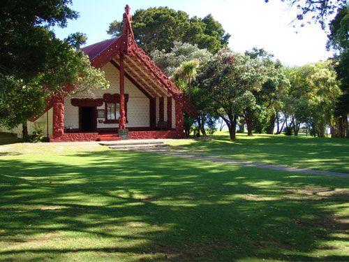 Waitangi Treaty Grounds, Waitangi