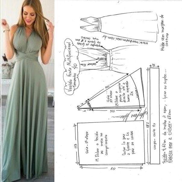Vykrojki Shite Modelirovanie Odezhdy Salvabrani Dress Sewing Patterns Fashion Sewing Dress Patterns Diy
