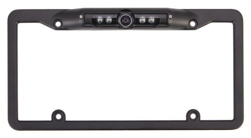 Scytek SCY-LP-CAM Universal Metal License-Plate Frame Rear View Back-Up Camera with Night Vision For Sale https://wirelessbackupcamerareviews.info/scytek-scy-lp-cam-universal-metal-license-plate-frame-rear-view-back-up-camera-with-night-vision-for-sale/