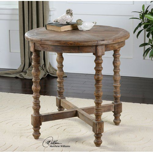 Found it at Wayfair - Essehoul Wooden End Table