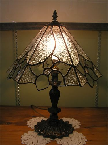 263 best lmparas images on pinterest stained glass lamp shades volcania art glass nundle lampshades mozeypictures Image collections